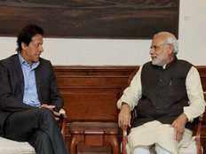pakistan pm imran khan writes a letter to pm modi for mutual relationship