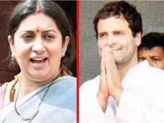 rajasthan assembly elections 2018 smriti irani targets rahul gandhi over his remarks on pm narendra modi