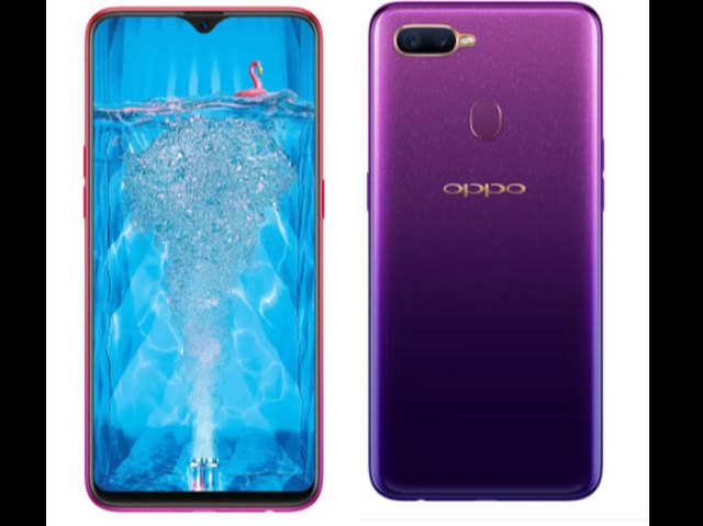 Oppo F9 Pro के इस खास वेरियंट की बिक्री भारत में शुरू