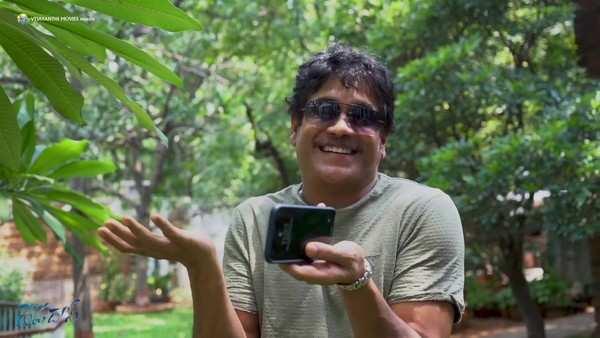 nagarjuna reveals nanis biggest addiction