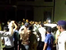 former mayor along with his driver shot dead by unidentified assailants in bihar