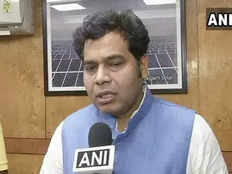 up minister shrikant sharma asked why upa govt did not completed rafale deal in their tenure