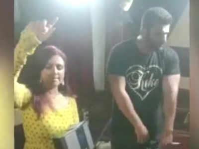 परिणीति चोपड़ा और अर्जुन कपूर ने एकसाथ गाया यह गाना