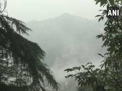 हिमाचल प्रदेश में बने बाढ़ जैसे हालात
