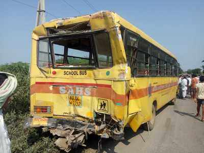 Warangal School Bus Accident: Warangal: స్కూల్