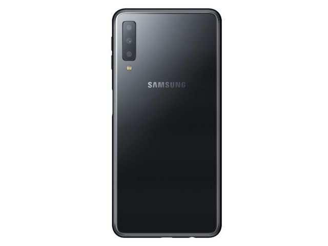 Samsung Galaxy A7 (2018): 3 रियर कैमरे और 24MP कैमरे के साथ लॉन्च
