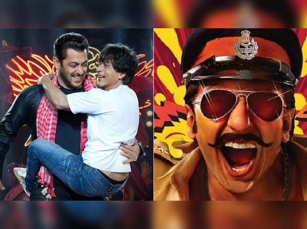 शाहरुख की 'ज़ीरो' और रणवीर सिंह की 'सिम्बा' में नहीं होगी बॉक्स ऑफिस पर टक्कर