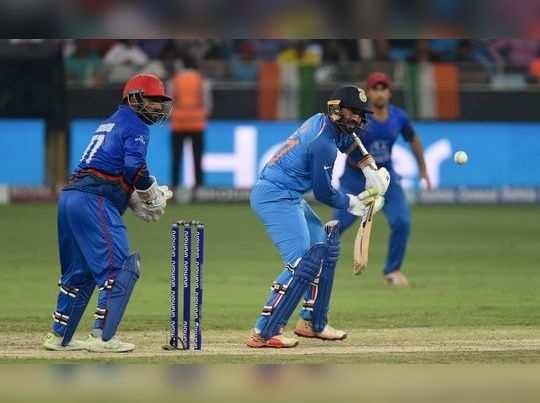 IND V AFG: சமனில் முடிந்த இந்தியா-ஆப்கானிஸ்தான் போட்டி!!