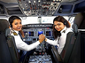 number of women pilots doubles in 4 yrs