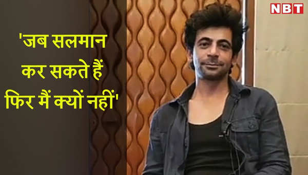 sunil grover talks about his role in vishal bharadwajs movie pataakha