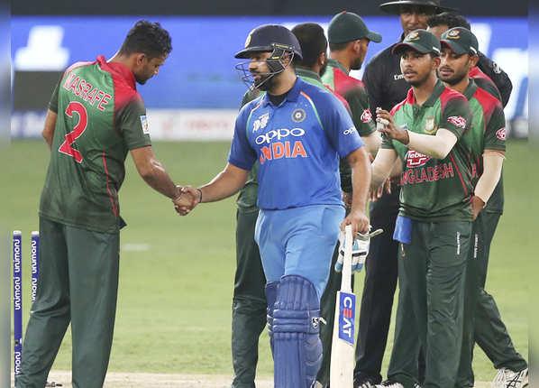 एशिया कप: भारत-बांग्लादेश में फाइनल