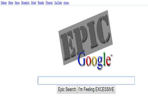 Google Epic