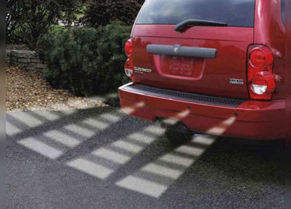 रिवर्स पार्किंग सेंसर्स