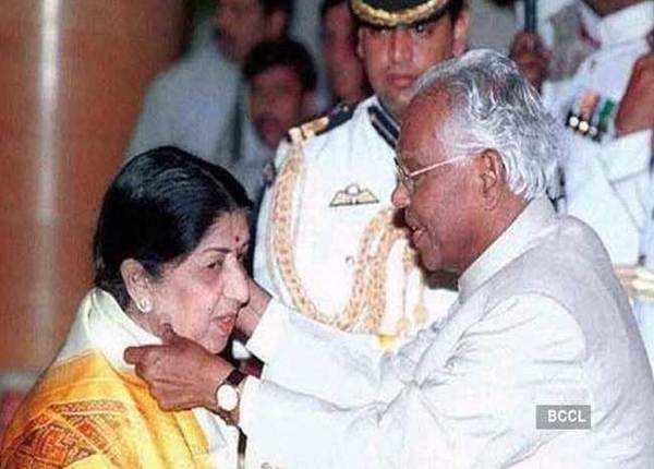 भारत रत्न से सम्मानित