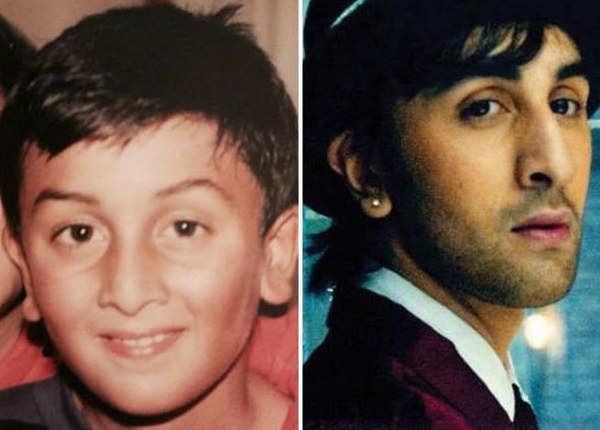 क्या आपने देखी हैं रणबीर के बचपन की ये तस्वीरें?