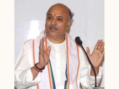 अंतरराष्ट्रीय हिंदू परिषद के अध्यक्ष प्रवीण तोगड़िया