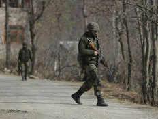 jammu kashmir terrorist attack on police station in shopian policeman martyr