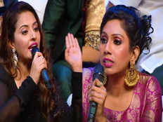 bigg boss 2 tamil finale mumtaz and nithya make big scene in the set