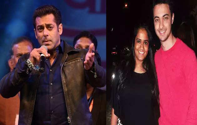 सलमान खान ने बताया, कैसे उन्होंने अपनी फिल्म के लिए हीरो और  बहन अर्पिता के लिए ढूँढा पति