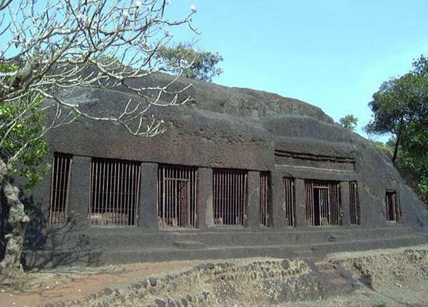 गोवा की गुफाएं