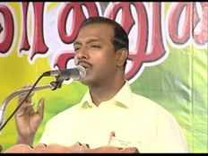 evangelist mohan c lazarus booked for remarks on temples