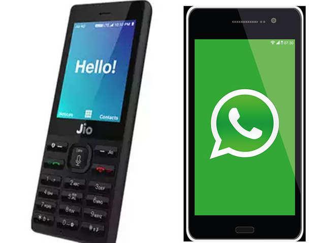 JioPhone: How to Download Whatsapp on Jiophone - जियोफोन पर