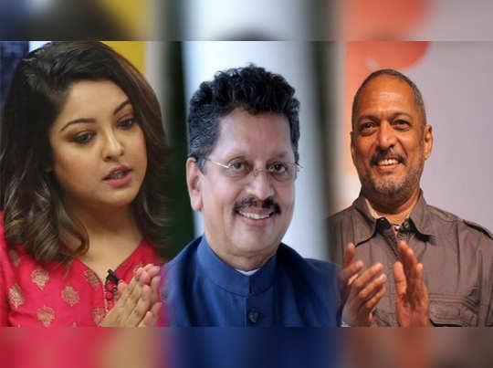 Tanushree-Nana: गृहराज्यमंत्री केसरकर यांचा नानांना पाठिंबा