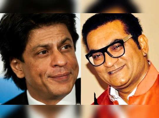माझी साथ सोडताच शाहरुख लुंगीवर आला!: अभिजित