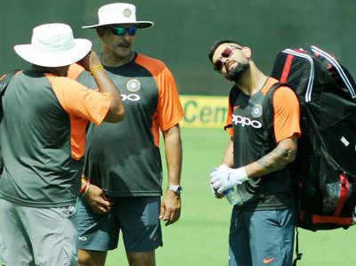 हूपर का मानना है कि भारत टेस्ट सीरीज में एकतरफ जीतेगा।