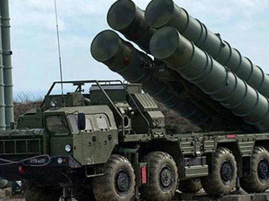 रूस का ईजाद किया S-400 एयर डिफेंस सिस्टम