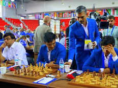 chess olympiad indian men team on 6th number women on 8th spot