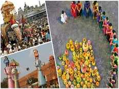 12 unique ways and places to celebrate dussehra in india