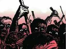 two parties clashed after rumor of communal disturbance actions possible under nsa