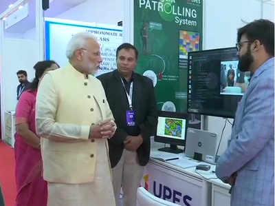 Uttaraakhand Investors Summit PM Modi Ne Kiya Udghaatan, Kai Udyogapati Maujood