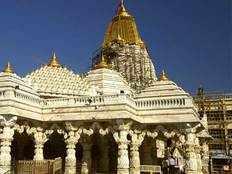 how to reach ambaji temple gujarat