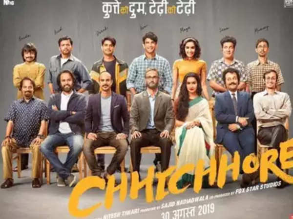 shraddha kapoor and sushant singh rajput gear up for chhicchore
