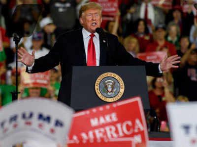 Daunald Trump Ne 'Mi Too Abhiyaan Ka Majaak Udaaya, Bole- Media Ke Kaaran Chup Hoon