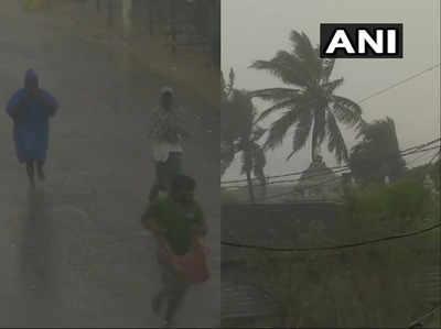 Orissa-Andhra Pradesh Mein Chakravaati Toofaan 'Titli Macha Raha Tabaahi, 2 Ki Maut, Jaanein Sab