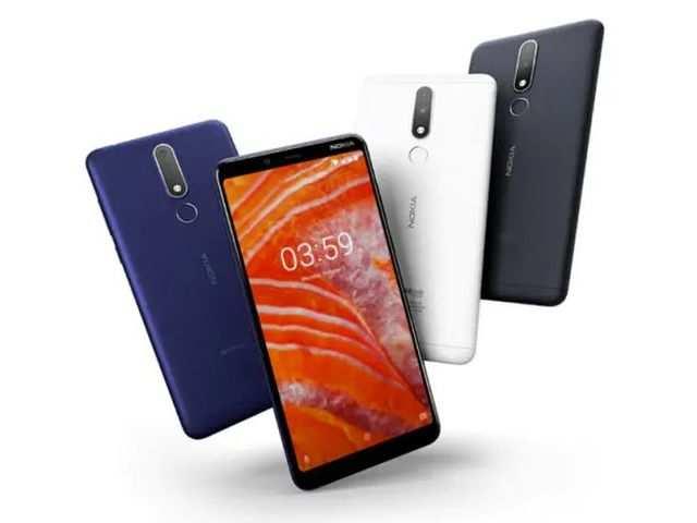 Nokia 3.1 Plus भारत में लॉन्च, इसमें हैं दो रियर कैमरे