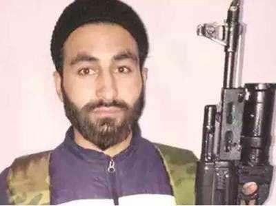 Kashmir Sena Ne Hijbul Mujaahideen Ke Commander Mannaan Vaani Ko Maar Giraaya, AMU Chhod Bana Tha Aatanki