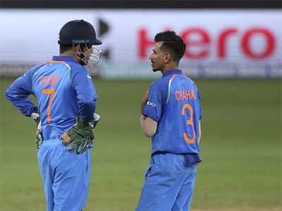 Wicket Ke Peechhe Se Bolar Ki Baudi Laingveinj Samajh Jaate Hain Dhoni Chahal