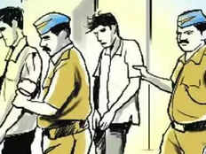 4 arrested in loot and abducted case in dumka of jharkhand