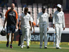 india vs west indies 2nd test shardul thakurs participation dependent on scans