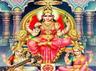 navratri festival 4th day lalitha tripura sundari alankaram