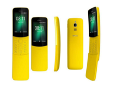 nokia 8110 4g banana phone with 4g volte with kaios launched in india