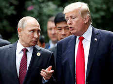 donald trump says putin may associated with muders but not in america