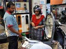 diesel price hike again negligent reduction of half a rupee