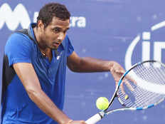 atp challenger ramkumar ramnathan out prajnesh in second round