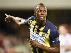 athlete usain bolt not happy over dope test notice
