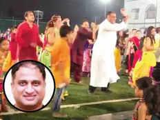 priest of don bosco church dances on garba video viral